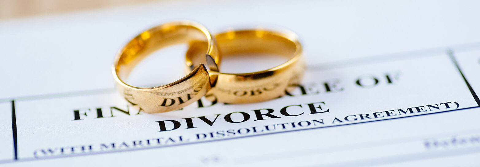 Frequently asked questions relating to Divorce